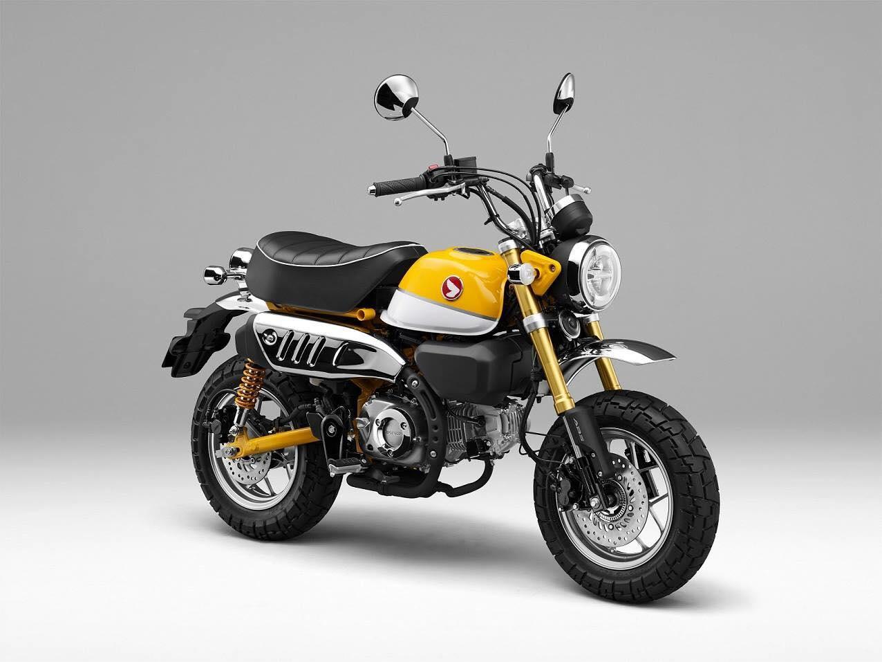 Kelebihan Honda Monkey 125 Spesifikasi