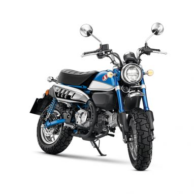Honda Monkey 125 2018 Blue