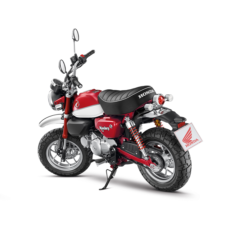 Honda Monkey 125cc 2018 Red