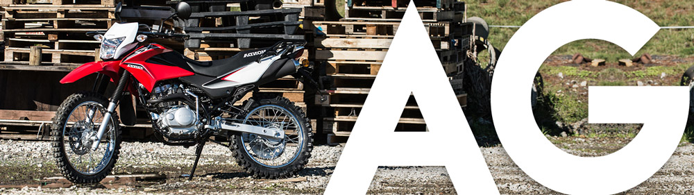 Agricultrual Bikes Banner