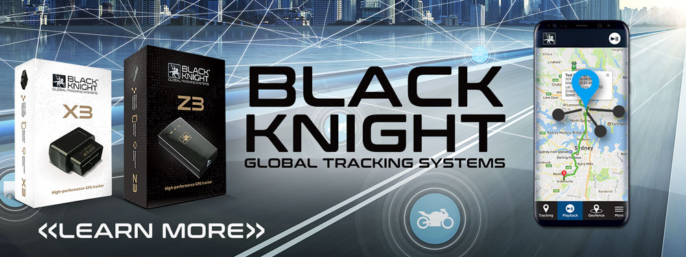 Black Knight Vehicle Tracking