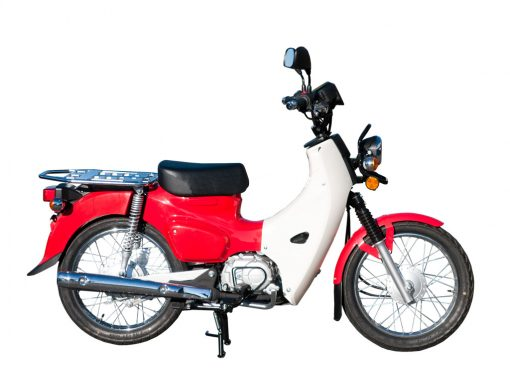 Honda C110X Postie Bike