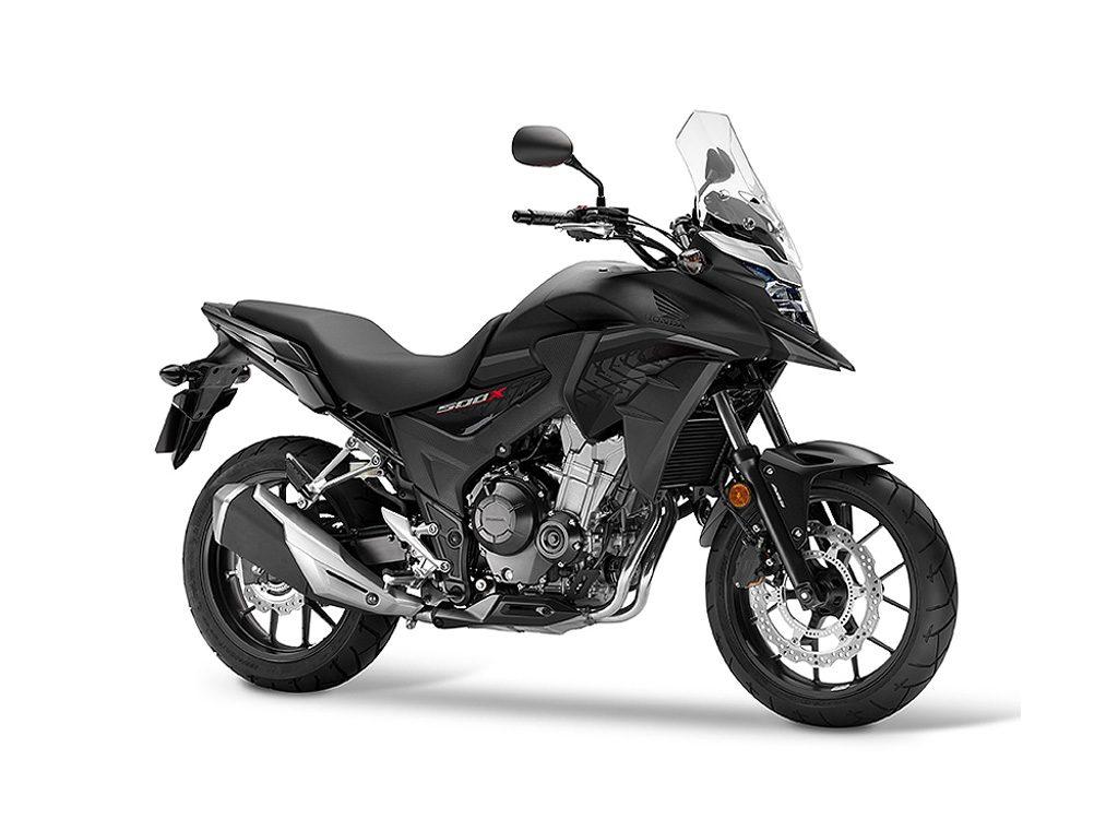 Honda CB500XA 2018 Black