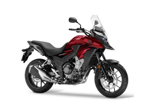 Honda CB500XA 2018 Red