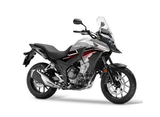 Honda CB500XA 2018 Silver