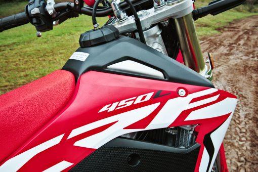 Honda CRF450L 2019 Titanium fuel tank