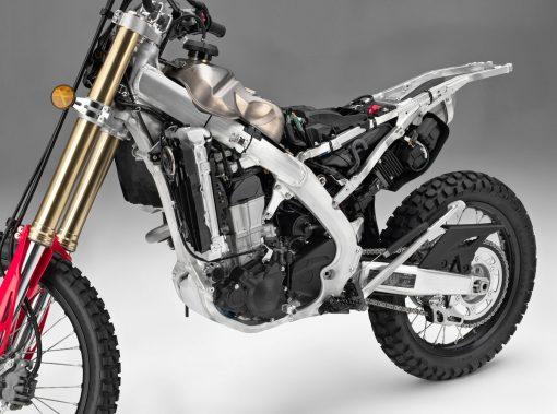 Honda-CRF450L-TitaniumTank-Frame