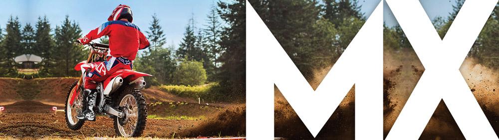 Motocross Bikes Banner