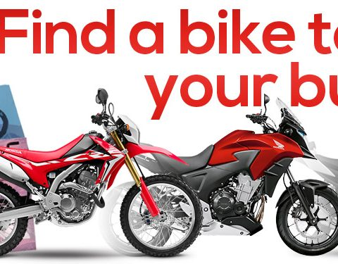 Find the perfect bike to suit your weekly budget
