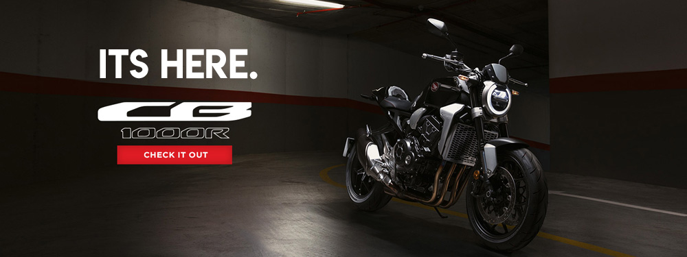 Honda CB1000R - Demo Available