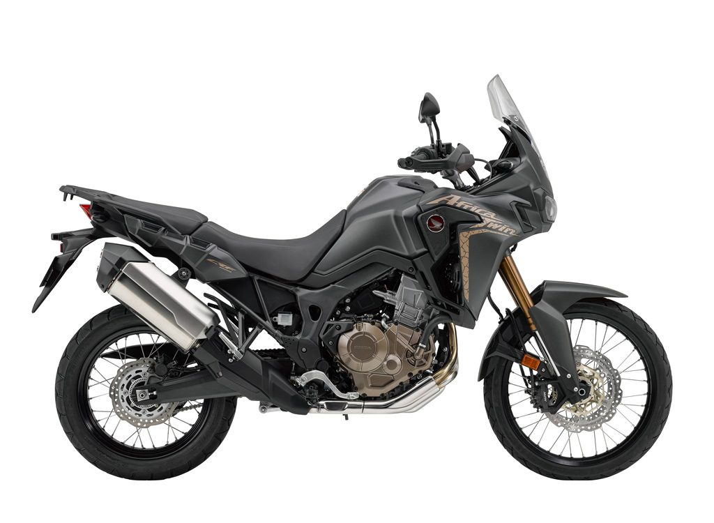 Honda CRF1000L Africa Twin 2018 Black