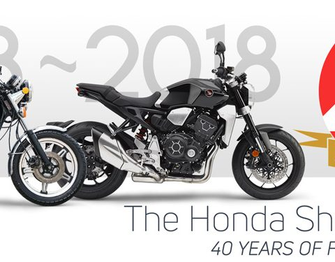 The Honda Shop Midland's 40th Anniversary