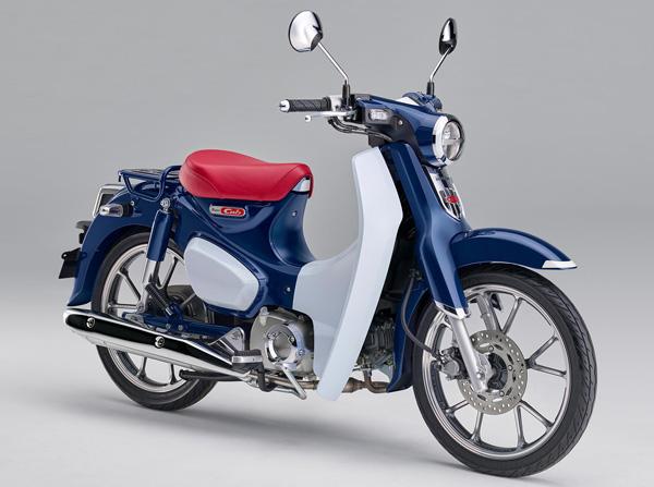 Honda Super Cub 2019