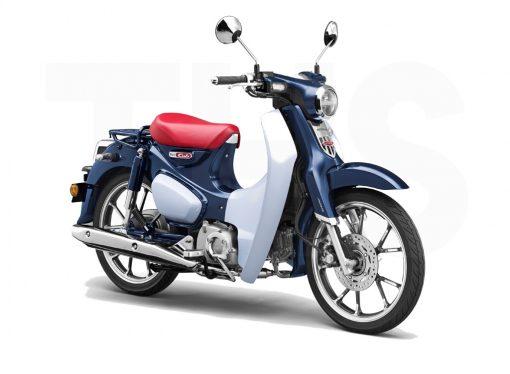 Honda Super Cub C125A 2019