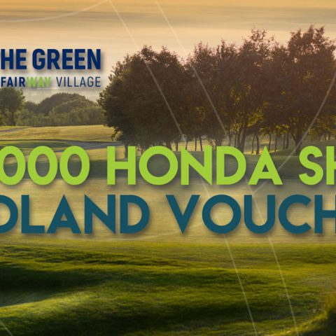 20000 Midland Honda Voucher - The Green