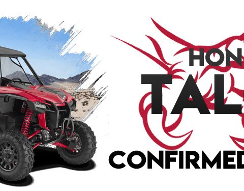 Honda Talon 1000R Confirmed
