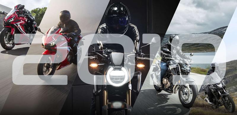2019 Honda LAMS Models