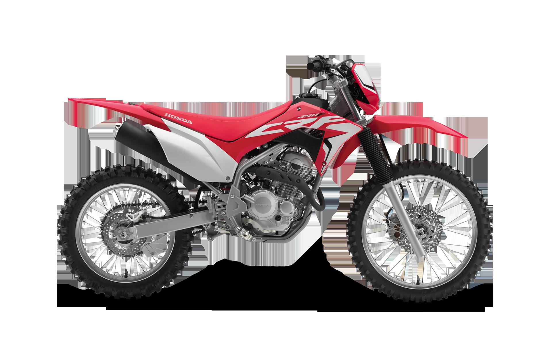 2019 Honda CRF250F Pre-Order Bonus Offer