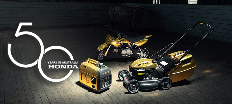 Honda 50th Anniversary in Australia