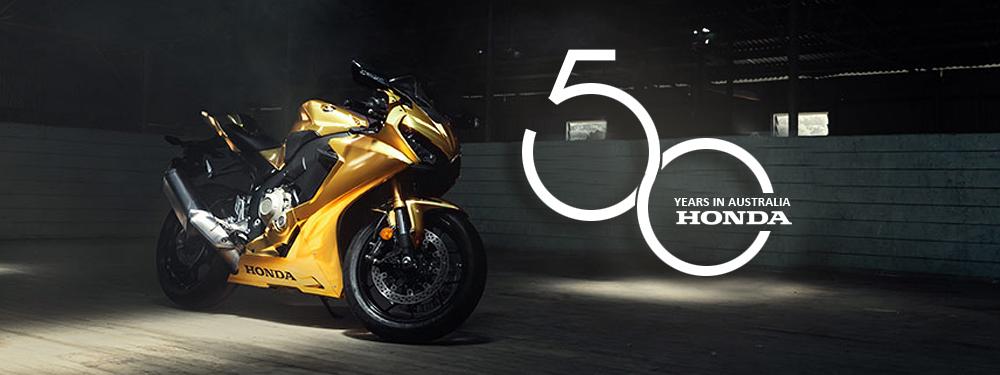 Honda 50th Anniversary in Australia