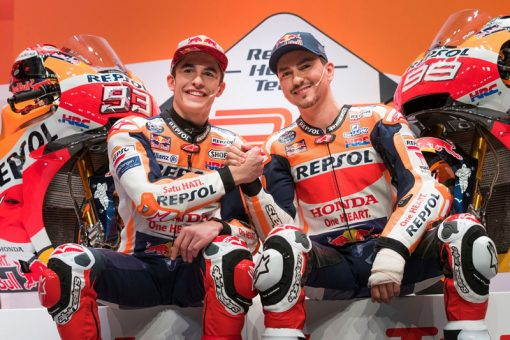 Marc and Lorenzo MotoGP