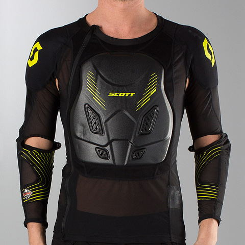Scott Softcon Body Armour Comp Suit