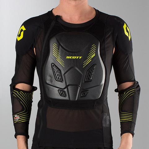 Scott Softcon Body Armour Comp Suit