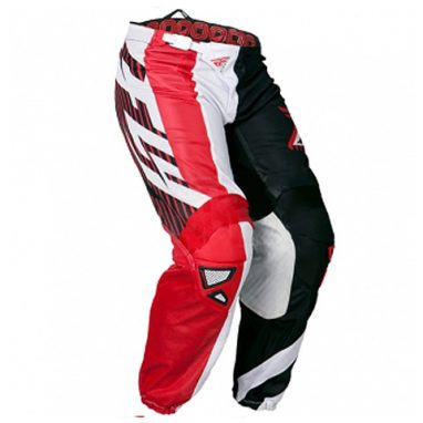 FLY Kinetic Pant Mesh Red