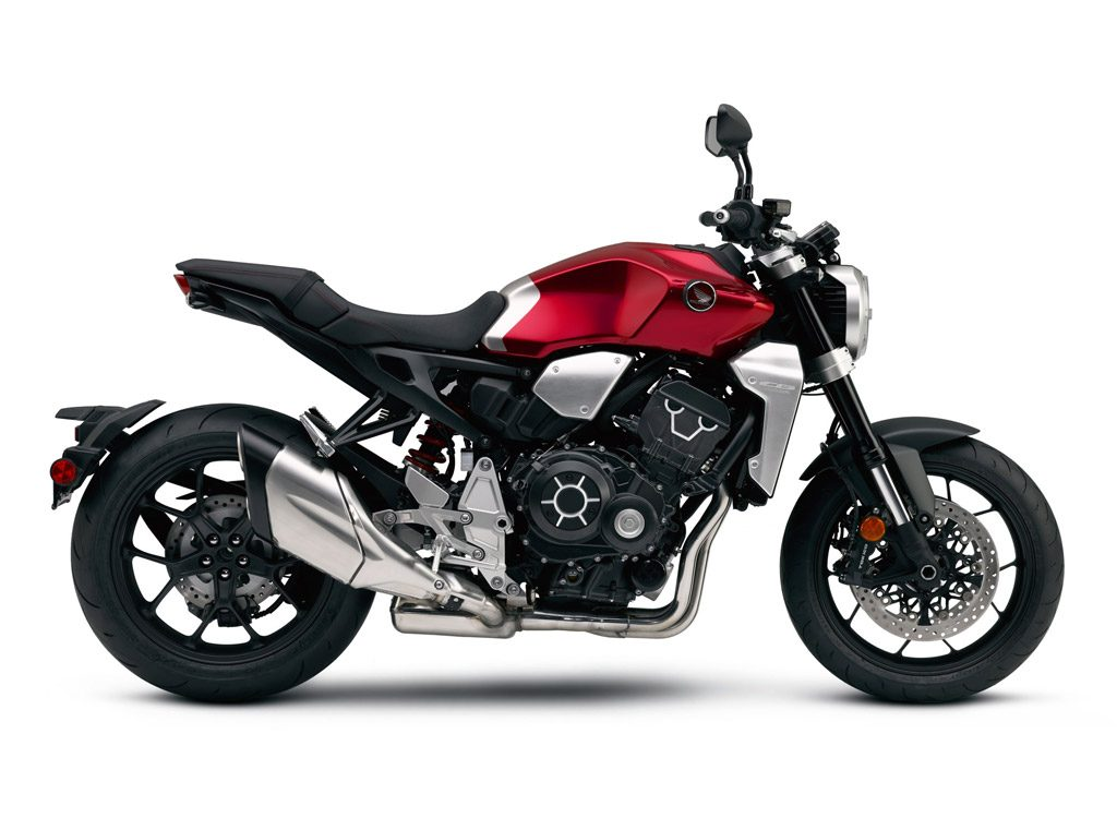 Honda CB1000R Red 2018