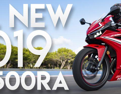Honda CBR500RA ABS 2019 Banner