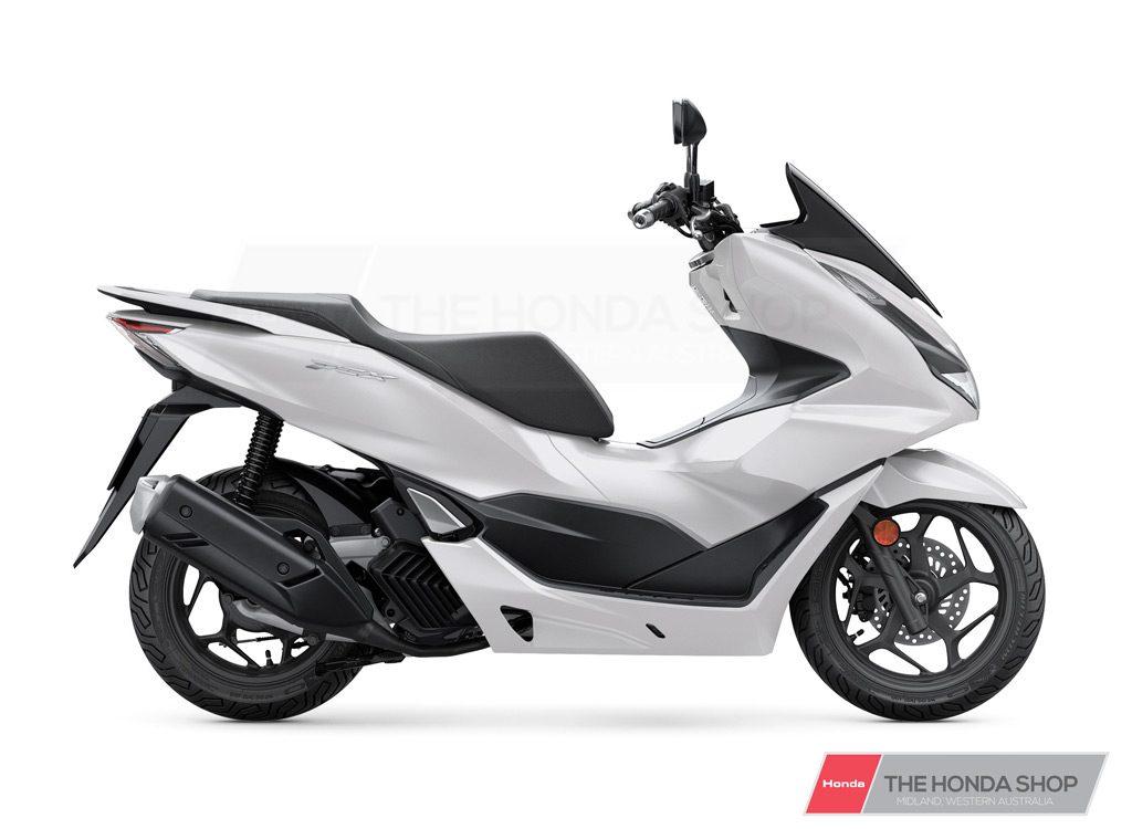 Honda PCX150 White Perth WA
