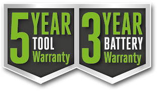 EGO Power Products Warranty