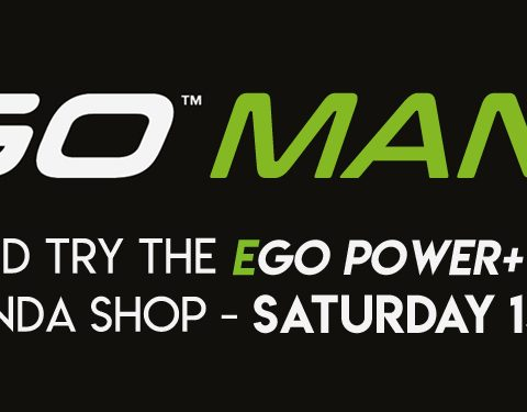EGO MANIA! Come and Try Day at The Honda Shop