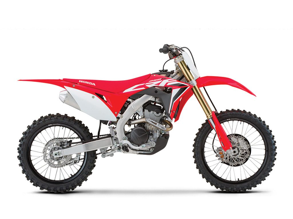 Honda CRF250R 2020 New Honda CRF450R and CRF250R 2020 Models