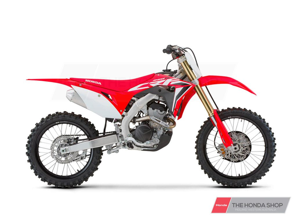 Honda CRF250R 2021 MX Perth