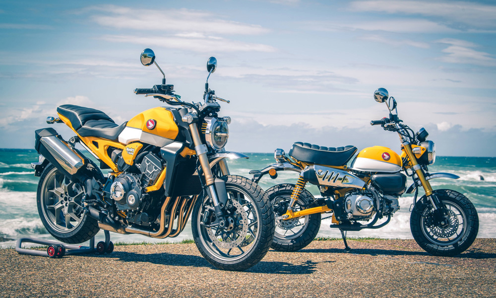 Celebrating 50 Years of the Honda In-Line Four