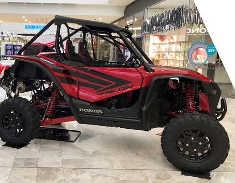 Honda Talon 1000R on Display in Perth