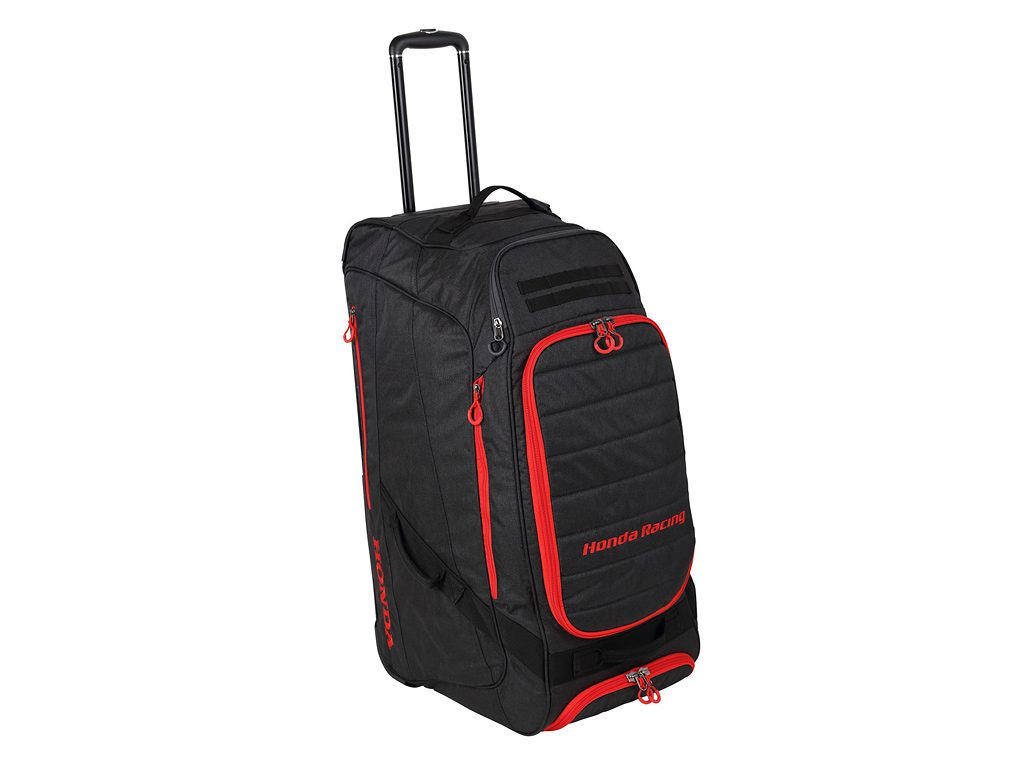 Honda Racing Rolling Gear Bag