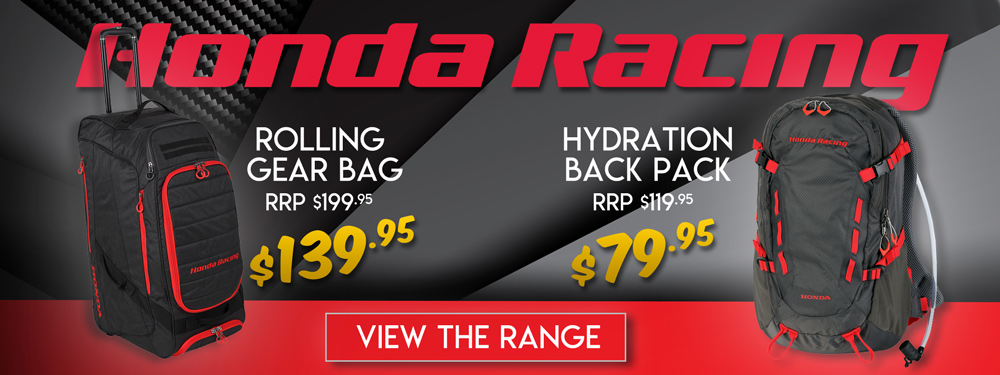 Honda Luggage Banner