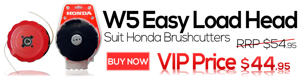 Honda W5 Quick Load Head