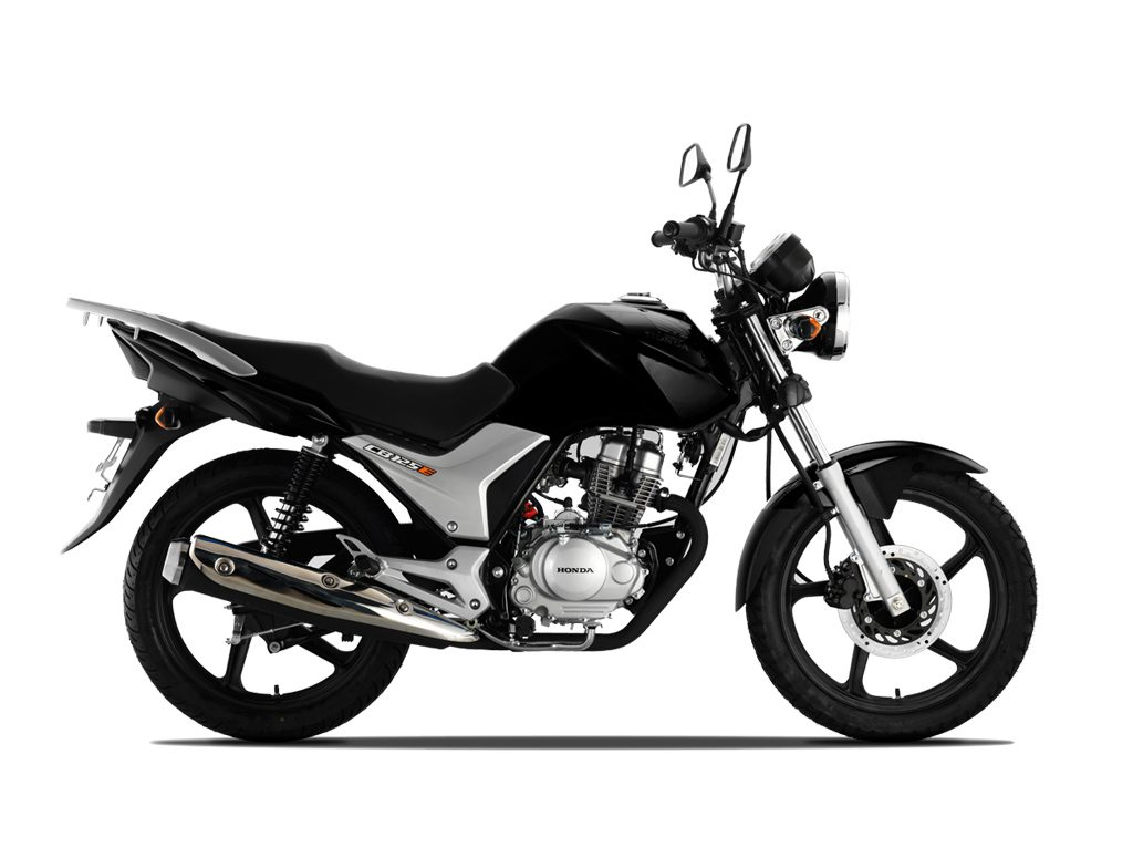 Honda CB125E Black