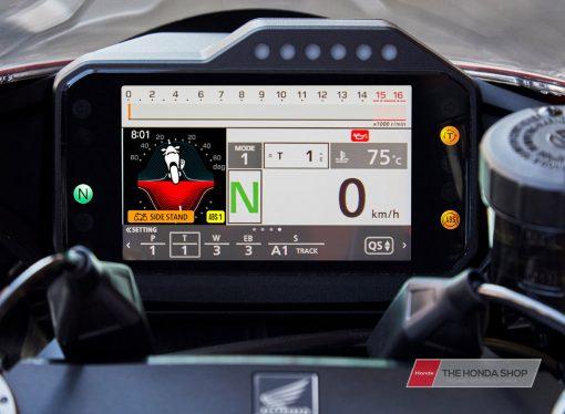 Honda CBR1000RR-R SP 2020 dash