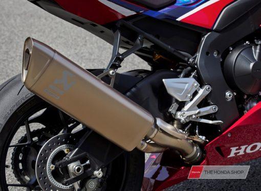 Honda CBR1000RR-R SP 2020 exhaust