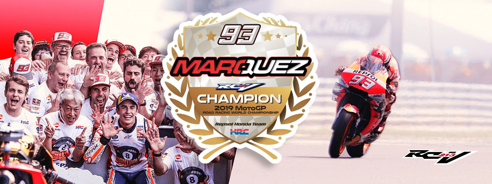 Marc Marquez Secures Triple Crown