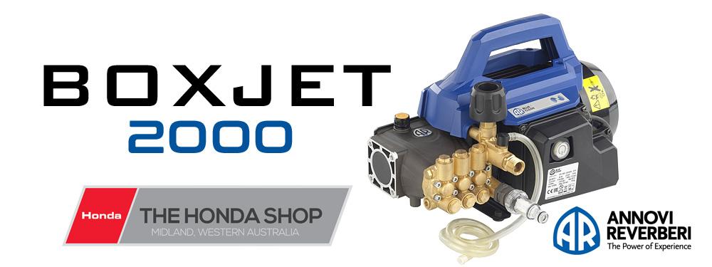 AR Boxjet 2000 Pressure Cleaner