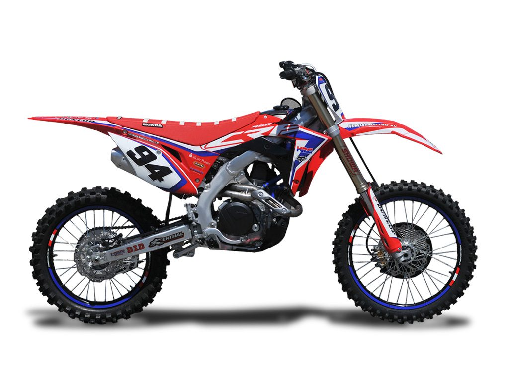 Honda CRF450R 2020 Customised