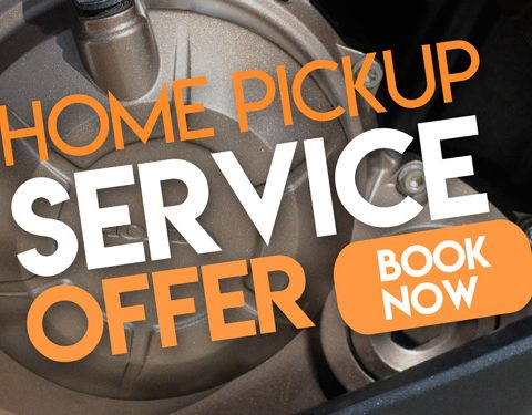 Home Pick Up Service Offer