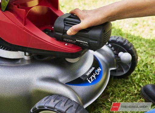 Honda HRG416 36V Battery Powered Lawnmower