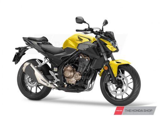 Honda CB500F 2021 Yellow