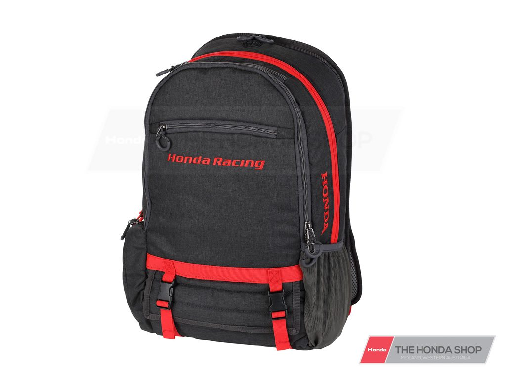 Honda Racing Backpack PART NO. L08BP017CR